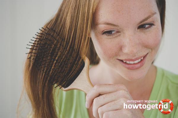 Как убрать пластилин с волос