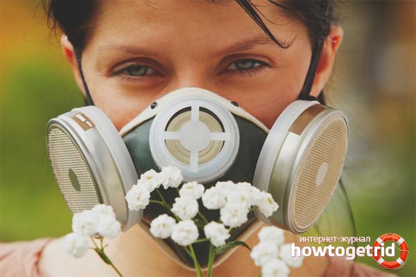Как избавиться от аллергии на пыль