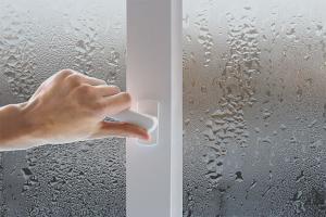 Как избавиться от конденсата пластиковых окнах