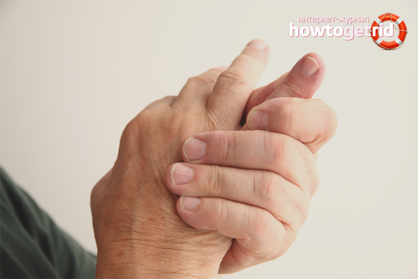 Как избавиться от привычки хрустеть пальцами