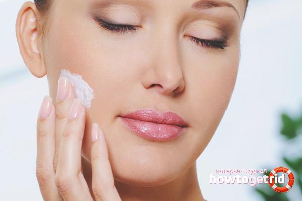 Как ухаживать за сухой кожей лица зимой