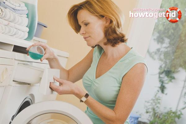 Меры профилактики образования запаха в стиральной машине