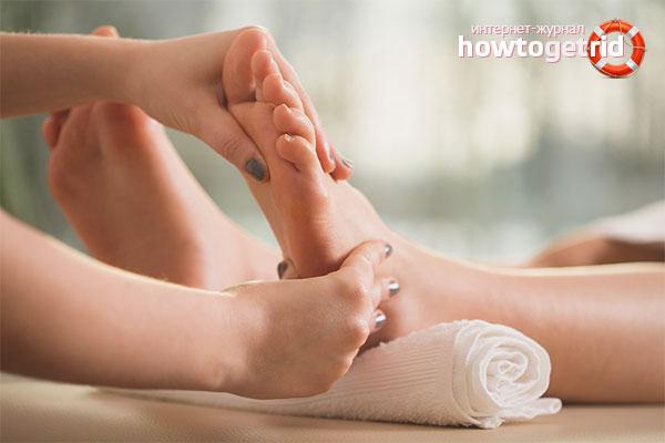 Боремся с храпом при помощи точечного массажа