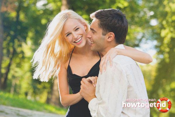 Как флиртовать со знакомым мужчиной