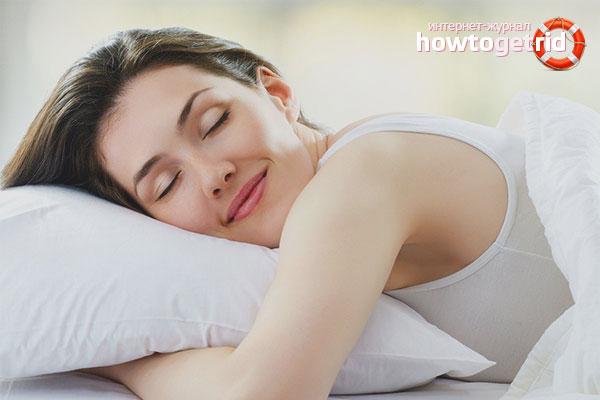 Как быстро уснуть без снотворного