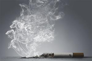Как избавиться от запаха сигарет