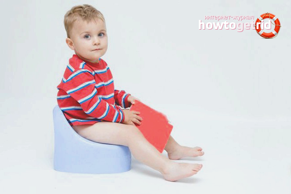 Как остановить диарею у ребенка