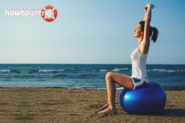 Как выпрямить осанку с помощью упражнений