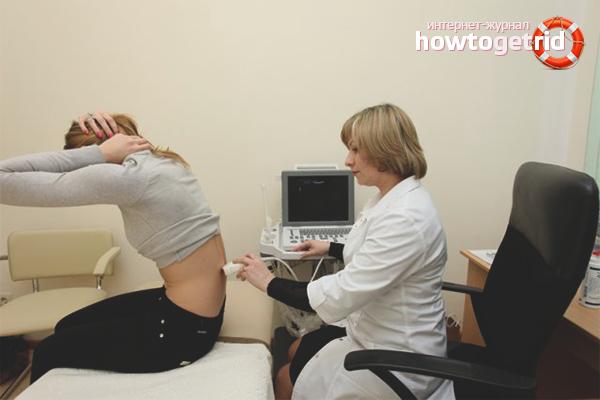 Лечение позвоночной грыжи ультразвуком