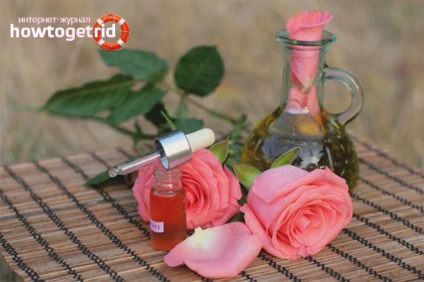 Народные рецепты масок из роз