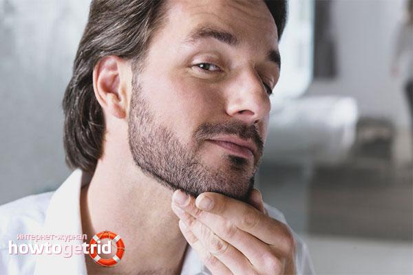 Ускоряем рост бороды