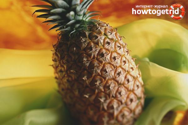 Как вырастить ананаса