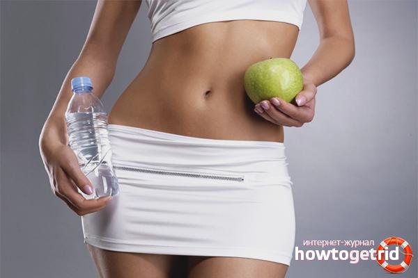 Как очистить кишечник с помощью диеты