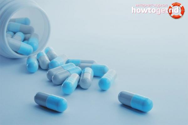 Как остановить маточное кровотечение медикаментозными средствами