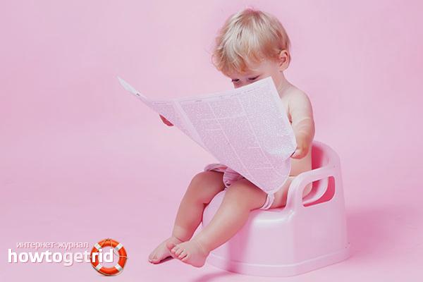Как приучить ребенка за 7 дней