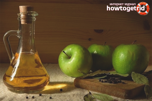 Как сделать яблочный уксус дома