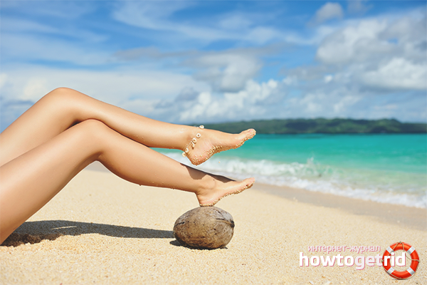 Как сделать ноги стройными