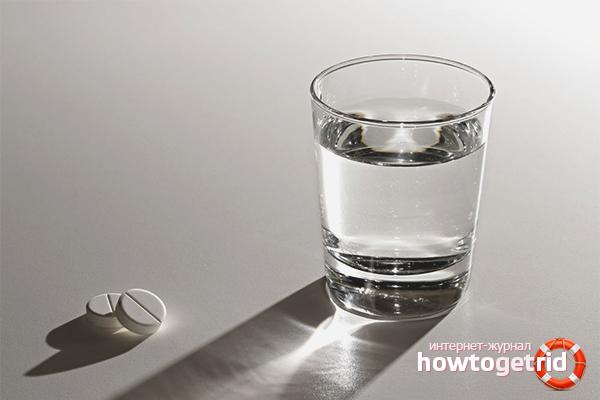 Как вывести алкоголь из организма с помощью лекарств