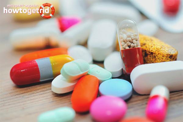 Медикаменты для восстановления работы кишечника