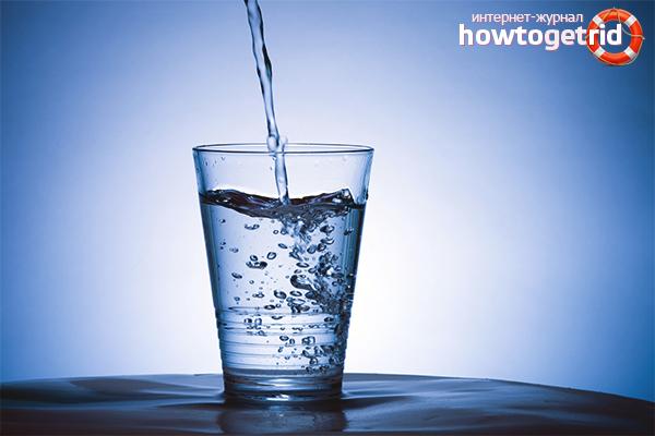Вода для бытовых нужд
