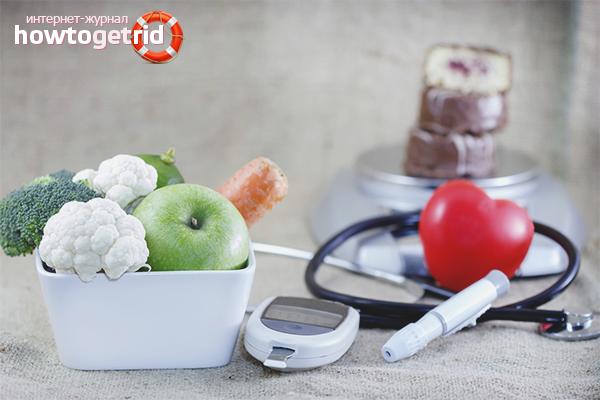 Как питаться, чтобы снизить сахар в крови