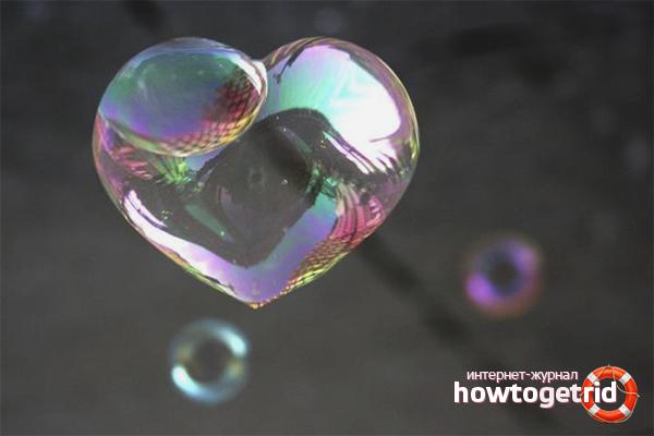 Как приготовить раствор для фигурных мыльных пузырей