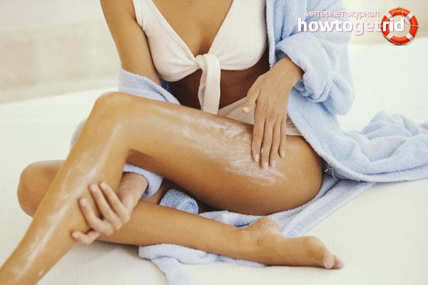 Как защитить кожу от вросших волосков