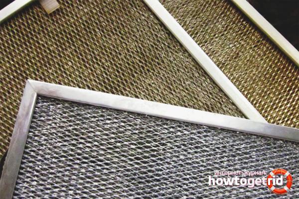 Как грамотно разобрать вытяжку для очистки