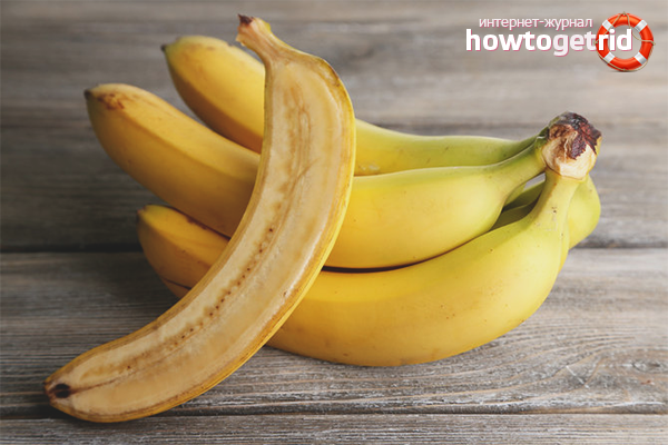 Как хранить спелые бананы