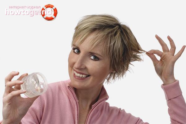 Как пользоваться воском для волос