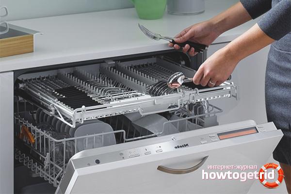 Как почистить посудомоечную машину от ржавчины и плесени