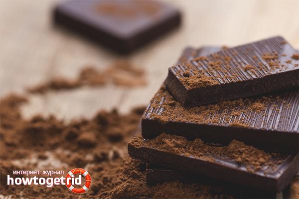 Как приготовить шоколад