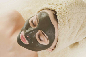 Как сделать маску от черных точек