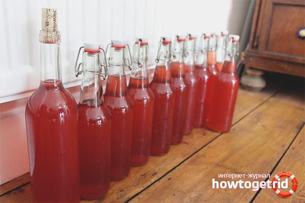 Как сделать вино из забродившего варенья