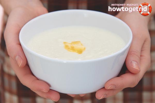Как сварить манную кашу на молоке без комочков