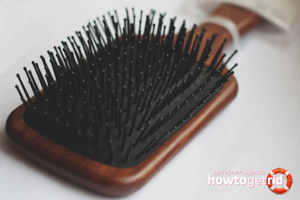 Как выбрать расчёску для волос