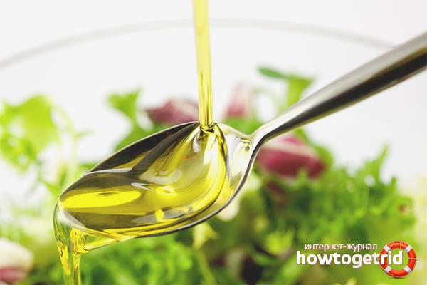 Оливковое масло для чистки жемчуга