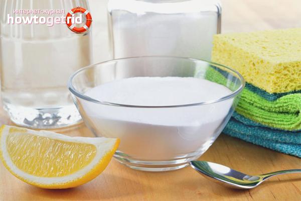 Эффективные способы очистки микроволновки от жира
