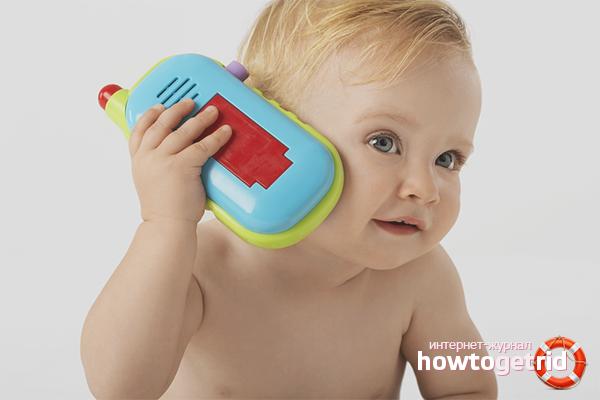 Как проверить слух у новорожденного самостоятельно