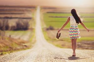 Как научиться красиво ходить