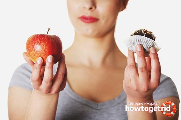 Как не срываться на диете