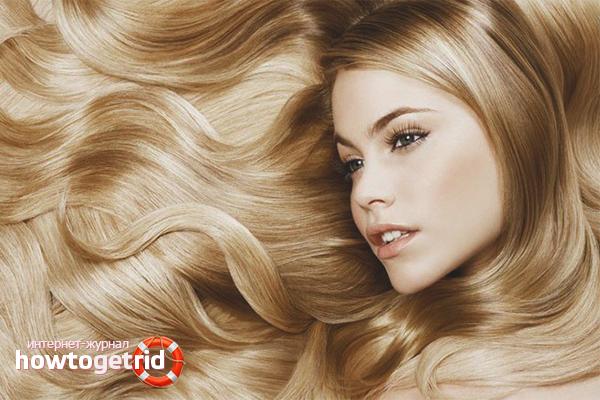 Как осветлить волосы корицей