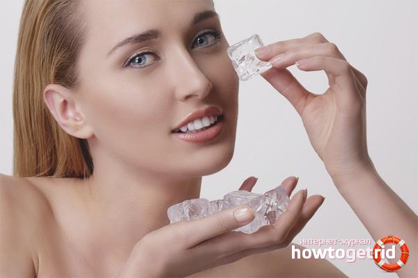 Косметический лёд для комбинированной кожи