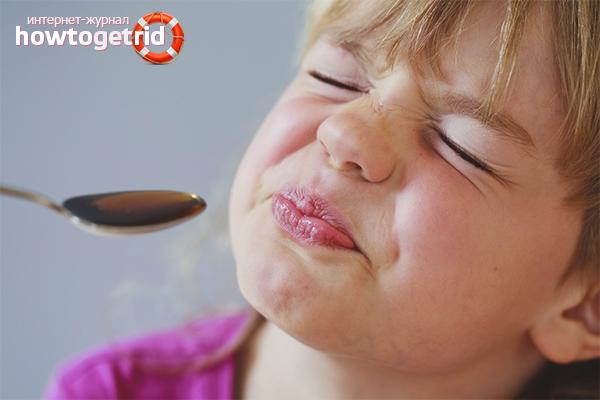 Что делать, если ребенок не хочет пить лекарство