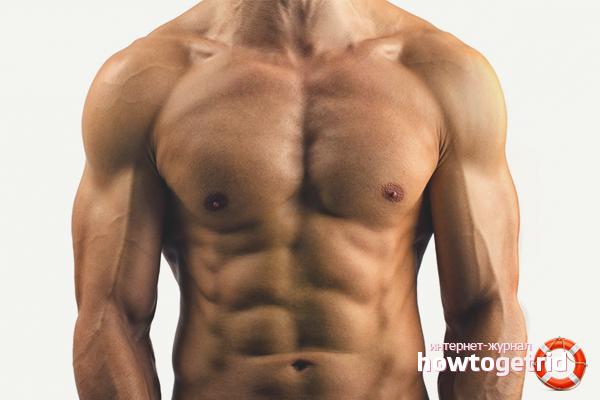 Как накачать верхнюю часть грудных мышц