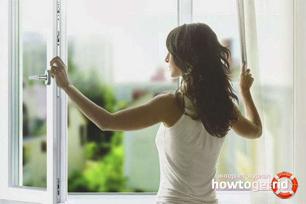 Как освежить воздух в квартире
