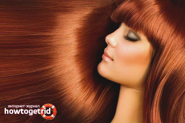 Как покрасить волосы с помощью луковой шелухи