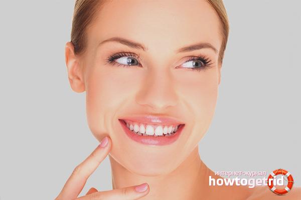 Как сделать кожу лица гладкой и ровной