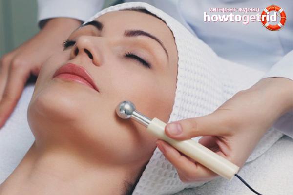 Косметические процедуры для удаления жировика