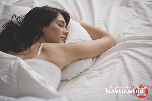 Уделяйте должное внимание сну